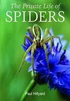 Book cover - Private Life of Spiders - Paul Hilyard